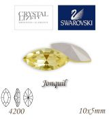 SWAROVSKI® ELEMENTS 4200 Navette - Jonquil, 10x5mm, bal.1ks